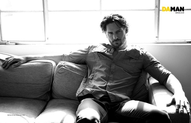 DAMAN INDONESIA- Joe Manganiello in Rugged Appeal by Mitchell Nguyen McCormack. Joshua Seth, March 2012, www.imageamplified.com, Image Amplified4
