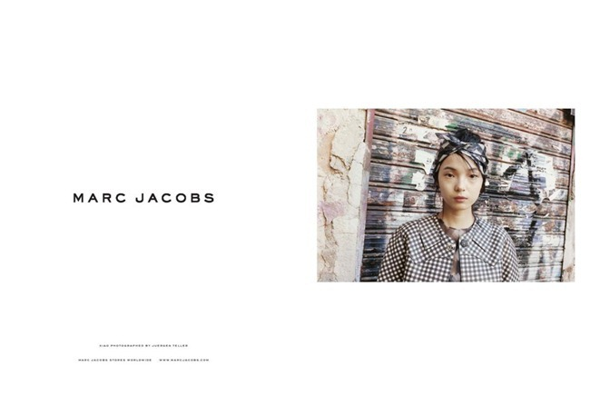 CAMPAIGN Xiao Wen for Marc Jacobs  Spring 2012 by Juergen Teller. www.imageamplified.com, Image Amplified (2)