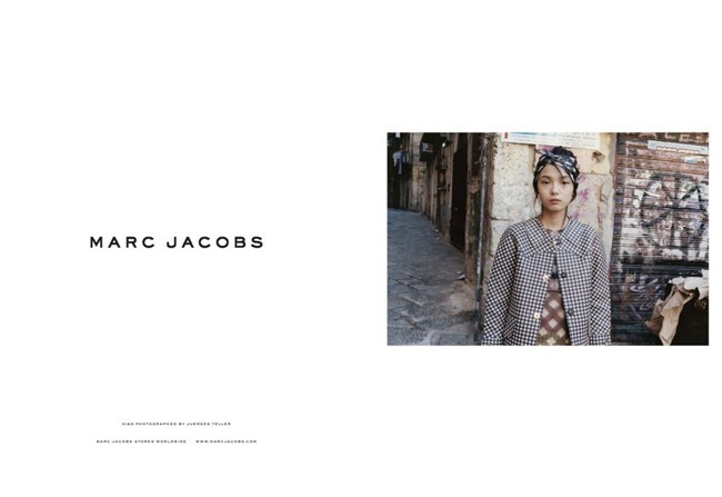 CAMPAIGN Xiao Wen for Marc Jacobs  Spring 2012 by Juergen Teller. www.imageamplified.com, Image Amplified (14)