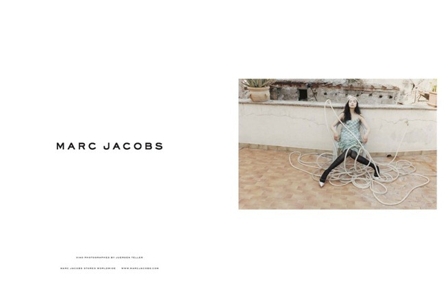CAMPAIGN Xiao Wen for Marc Jacobs  Spring 2012 by Juergen Teller. www.imageamplified.com, Image Amplified (16)