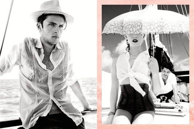 CAMPAIGN- Silviu Tolu for Guess Spring 2012 by Ellen Von Unwerth. www.imageamplified.com, Image Amplified1