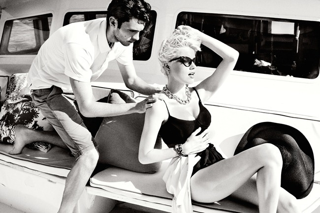 CAMPAIGN- Silviu Tolu for Guess Spring 2012 by Ellen Von Unwerth. www.imageamplified.com, Image Amplified2