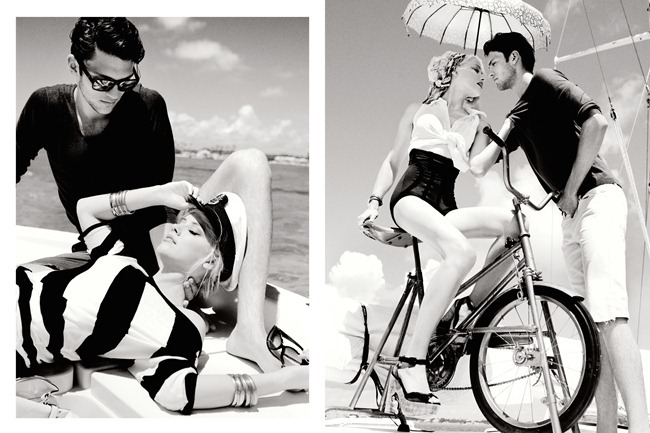 CAMPAIGN- Silviu Tolu for Guess Spring 2012 by Ellen Von Unwerth. www.imageamplified.com, Image Amplified5