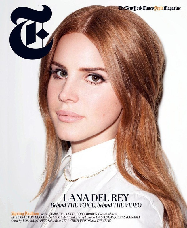 NYT T STYLE MAGAZINE- Lana Del Rey in A Star Is Born (and Scorned) by Terry Richardson. Mel Ottenberg, www.imageamplified.com, Image Amplified7