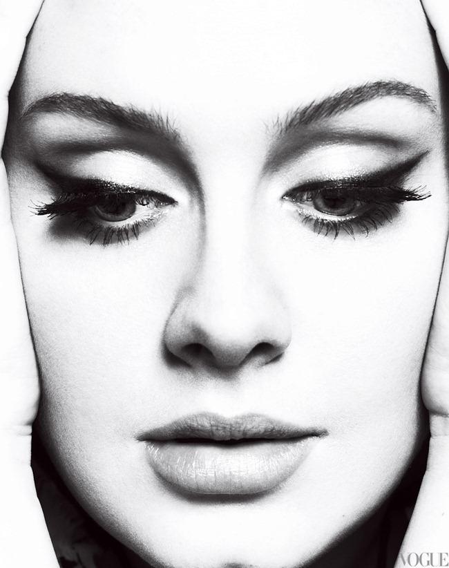 8ea5e8ececd0 VOGUE MAGAZINE  Adele by Photographers Mert   Marcus – Image Amplified