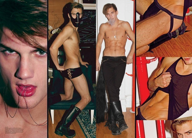 COITUS MAGAZINE- Erik Sage, Kevin Baker & Nate Nesbitt in Skin Tight by Joe Lally. Fredo, www.imageamplified.com, Image Amplified2