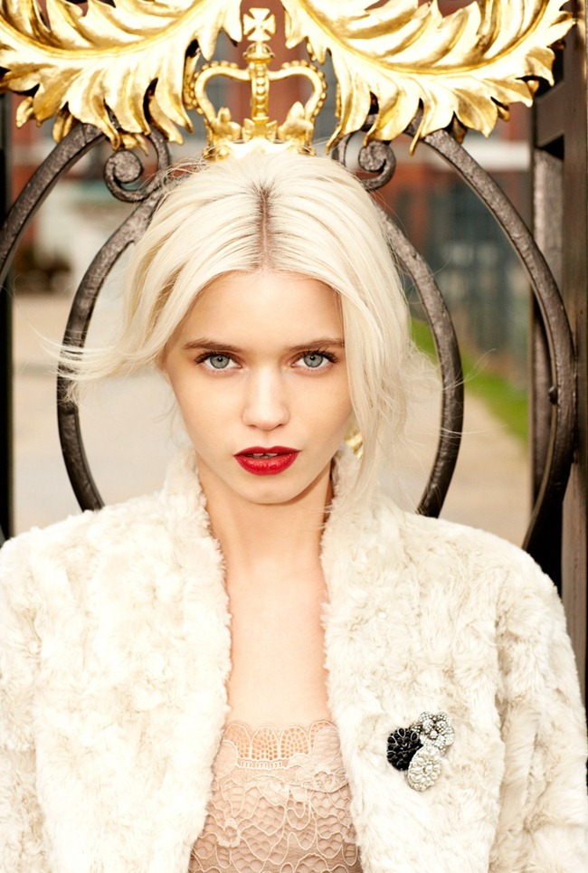 CAMPAIGN- Abbey Lee Kershaw for Portmans Winter 2012. www.imageamplified.com, Image Amplified3