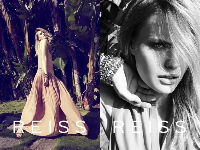 CAMPAIGN Yulia Vasiltsova for Reiss Spring 2012 by Nagi Sakai. www.imageamplified.com, Image Amplified (1)