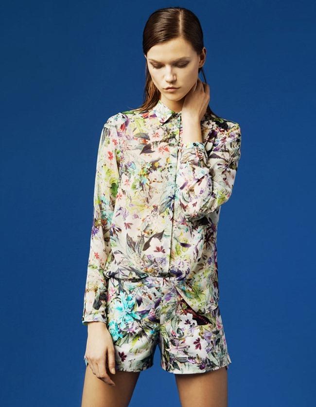 LOOKBOOK Kasia Struss for Zara March 2012. www.imageamplified.com, Image Amplified (8)