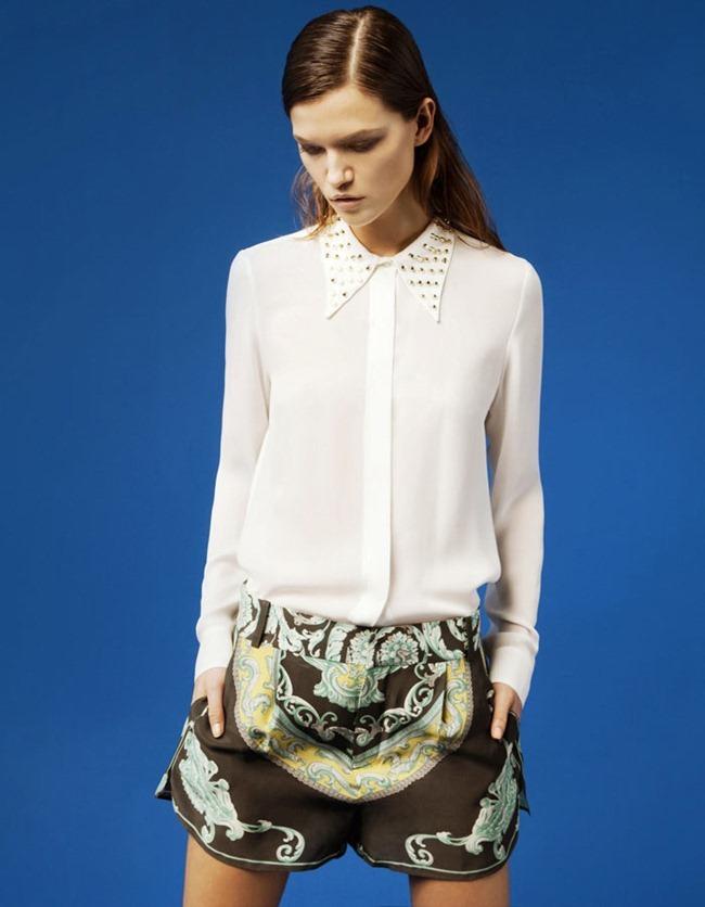 LOOKBOOK Kasia Struss for Zara March 2012. www.imageamplified.com, Image Amplified (4)