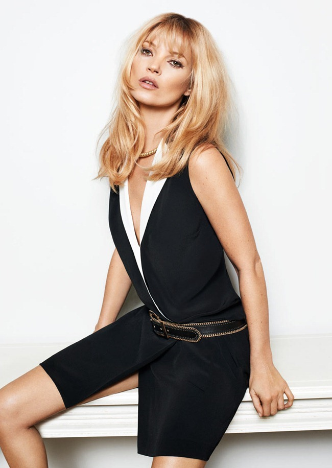 CAMPAIGN Kate Moss for Mango Spring 2012 by Terry Richardson. Geradline Saglio, www.imageamplified.com, Image Amplified (4)