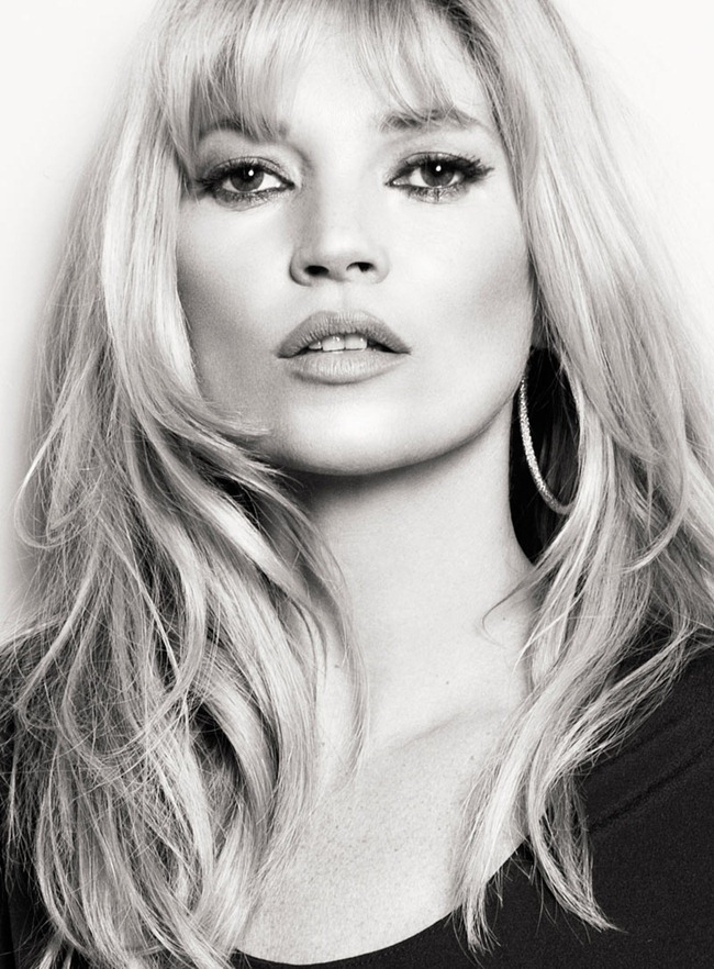 CAMPAIGN Kate Moss for Mango Spring 2012 by Terry Richardson. Geradline Saglio, www.imageamplified.com, Image Amplified (1)