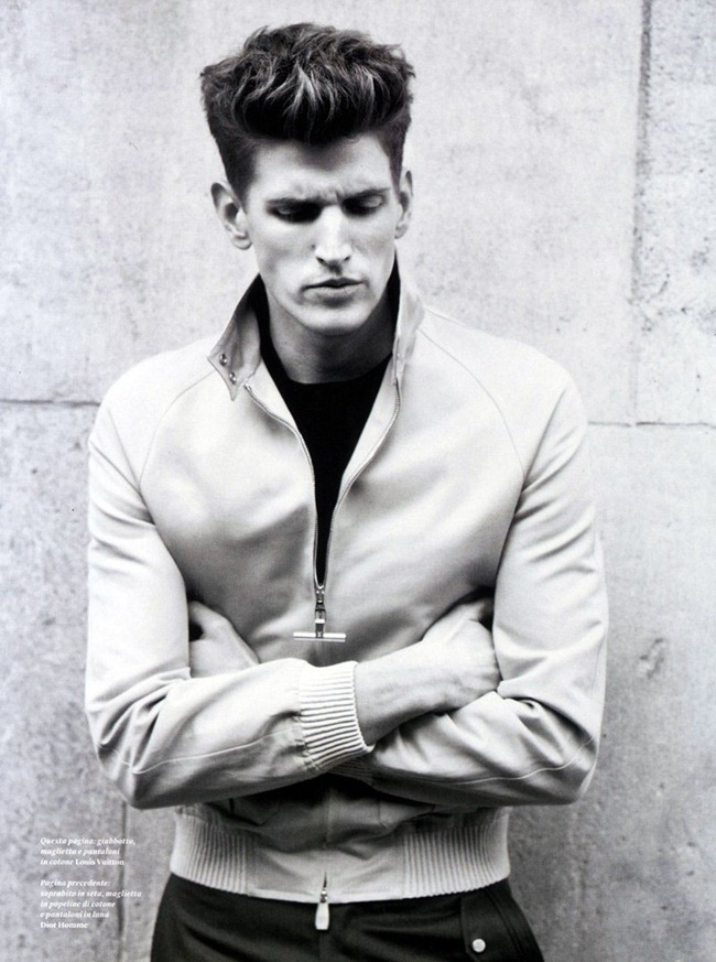 L'OFFICIEL HOMMES ITALIA- Andre Feulner by Thomas Lohr. Darryl Rodrigues, www.imageamplified.com, Image Amplified9