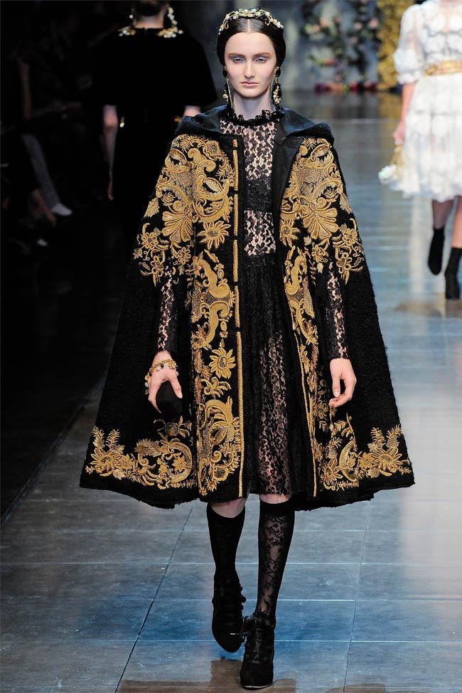 MILAN FASHION WEEK Dolce &  Gabbana Fall 2012. www.imageamplified.com, Image Amplified (44)