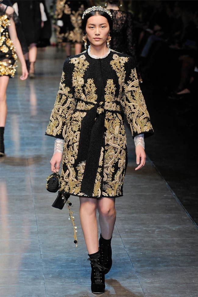 MILAN FASHION WEEK Dolce &  Gabbana Fall 2012. www.imageamplified.com, Image Amplified (6)