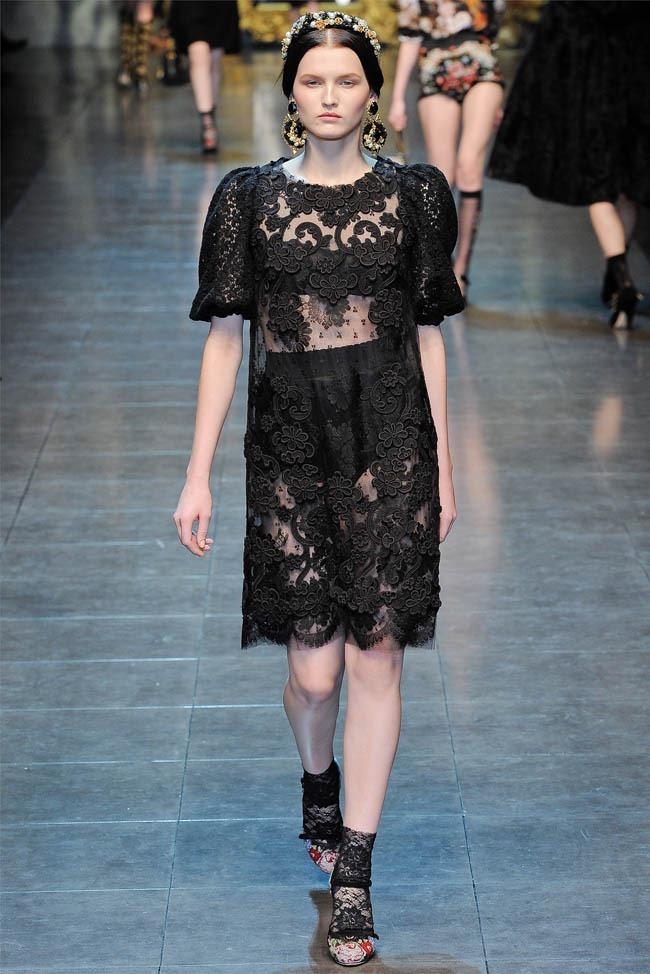 MILAN FASHION WEEK Dolce &  Gabbana Fall 2012. www.imageamplified.com, Image Amplified (29)