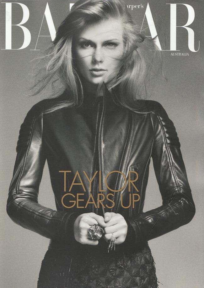 HARPER'S BAZAAR AUSTRALIA- Taylor Swift by Benny Horne. April 2012, www.imageamplified.com, Image Amplified9