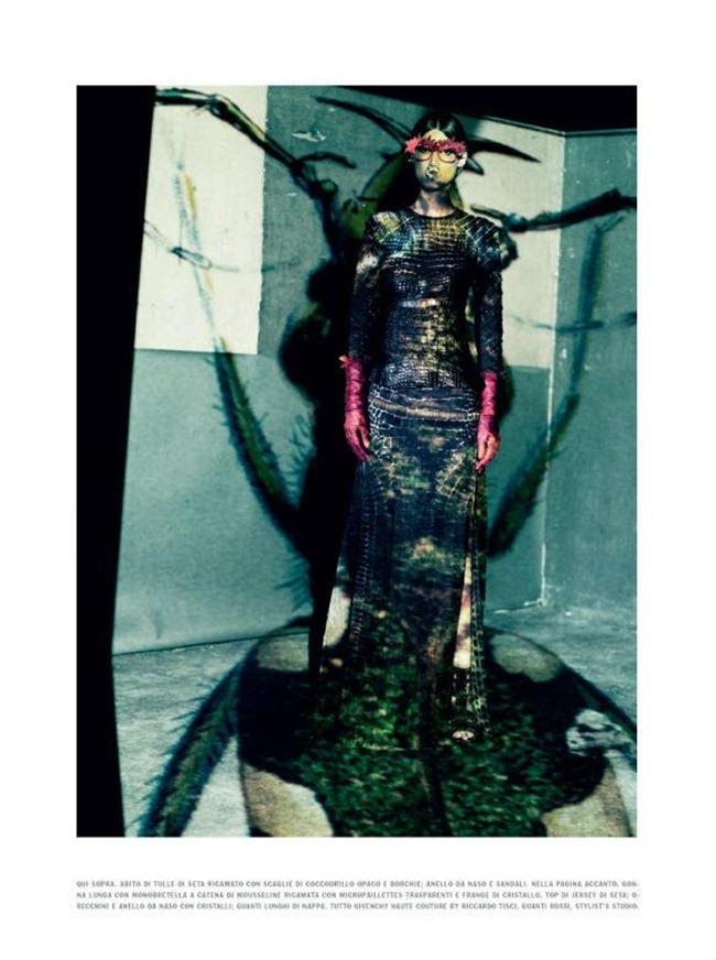 VOGUE ITALIA- Marie Piovesan in A Lady in Spring by Paolo Roversi. Panos Yiapanis, March 2012, www.imageamplified.com, Image Amplified5