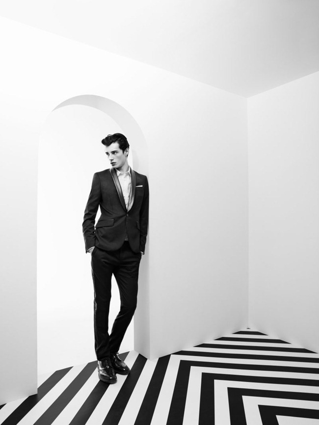 CAMPAIGN- Adrien Sahores for Pierre Balmain Fall 2012. www.imageamplified.com, Image Amplified6