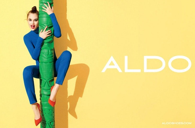 CAMPAIGN Anais Pouliot for Aldo Spring 2012 by Terry Richardson. Sabina Schreder, www.imageamplified.com, Image Amplified (9)