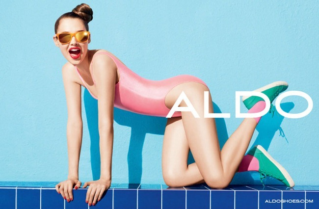 CAMPAIGN Anais Pouliot for Aldo Spring 2012 by Terry Richardson. Sabina Schreder, www.imageamplified.com, Image Amplified (1)