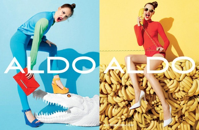 CAMPAIGN Anais Pouliot for Aldo Spring 2012 by Terry Richardson. Sabina Schreder, www.imageamplified.com, Image Amplified (2)