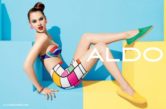 CAMPAIGN Anais Pouliot for Aldo Spring 2012 by Terry Richardson. Sabina Schreder, www.imageamplified.com, Image Amplified (4)
