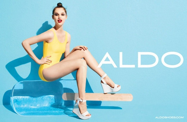 CAMPAIGN Anais Pouliot for Aldo Spring 2012 by Terry Richardson. Sabina Schreder, www.imageamplified.com, Image Amplified (5)