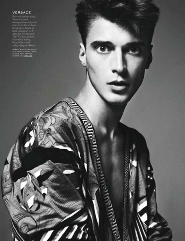 GQ STYLE GERMANY- Clement Chabernaud in Foreign Affair by Txema Yeste. Wayne Gross, Spring 2012, www.imageamplified.com, Image Amplified4