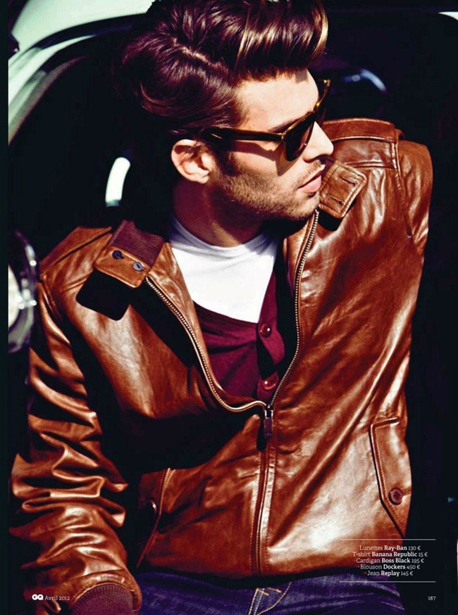 GQ FRANCE Jon Kortajarena in La Legende de Jimmy by Sergi Pons. Miguel Arnau, April 2012, www.imageamplified.com, Image Amplified (9)