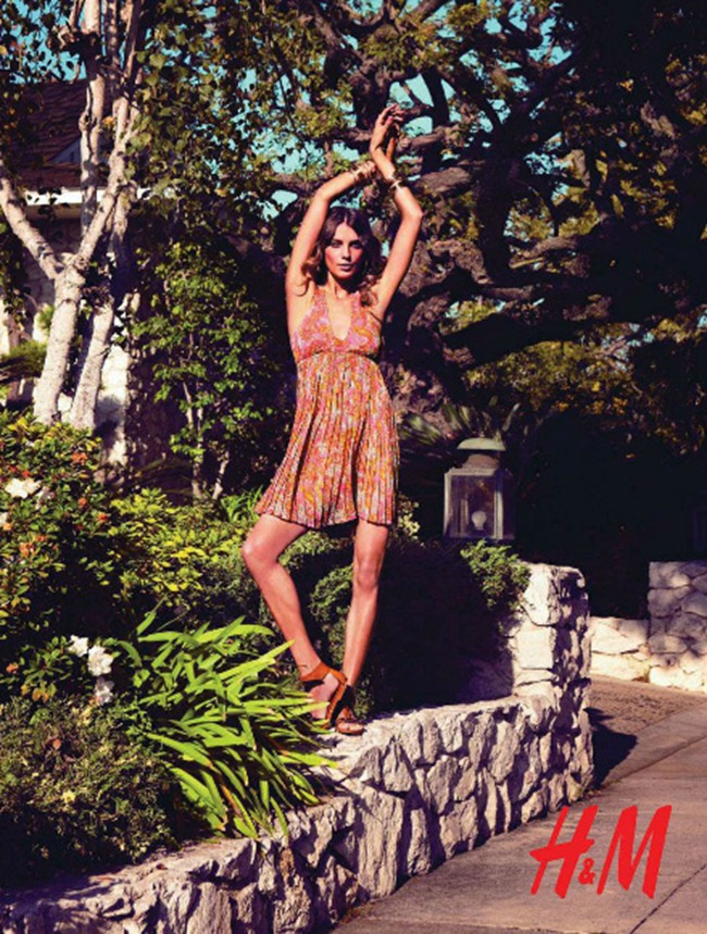 CAMPAIGN Daria Werbowy for H&M Spring 2012. www.imageamplified.com, Image Amplified (6)