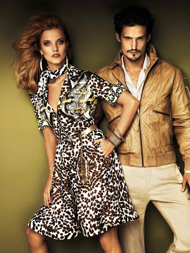 CAMPAIGN Sam Webb for Cavalli Class Spring 2012. www.imageamplified.com, Image Amplified (3)