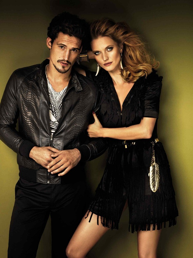 CAMPAIGN Sam Webb for Cavalli Class Spring 2012. www.imageamplified.com, Image Amplified (6)