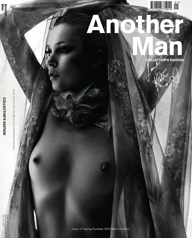 ANOTHER MAN MAGAZINE Kate Moss in Beyond the Glittering by Nick Knight. Alastair McKimm, Spring 2012, www.imageamplified.com, Image Amplified (5)