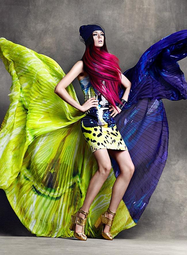 FLARE MAGAZINE Wei & DJ by Chris Nicholls. Elizabeth Cabral, April 2012, www.imageamplified.com, Image Amplified (7)