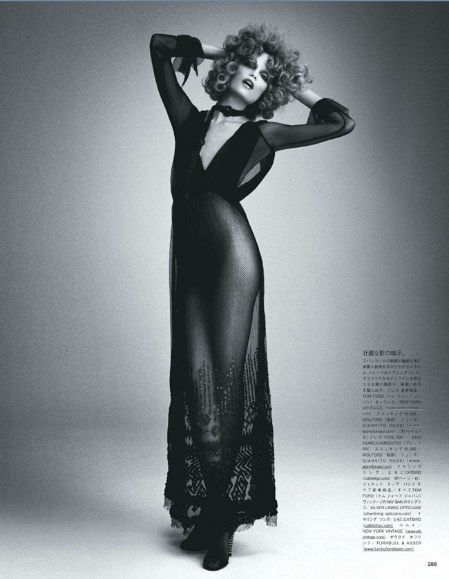 VOGUE JAPAN- Natasha Poly in Melancholy Was the Mood by Daniele   Iango. George Cortina, www.imageamplified.com, IMage Amplified (2)
