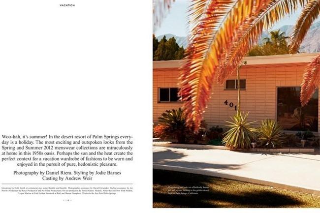 FANTASTIC MAN MAGAZINE- Vacation by Daniel Riera. Hannes Hetta, Spring 2012, www.imageamplified.com, Image Amplified (1)