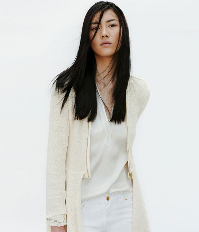 LOOKBOOK Liu Wen for Zara April 2012. www.imageamplified.com, Image Amplified (1)