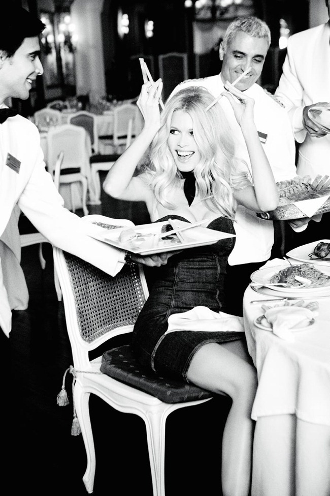 CAMPAIGN Claudia Schiffer for Guess 30th Anniversary by Ellen von Unwerth. www.imageamplified.com, Image Amplified (21)