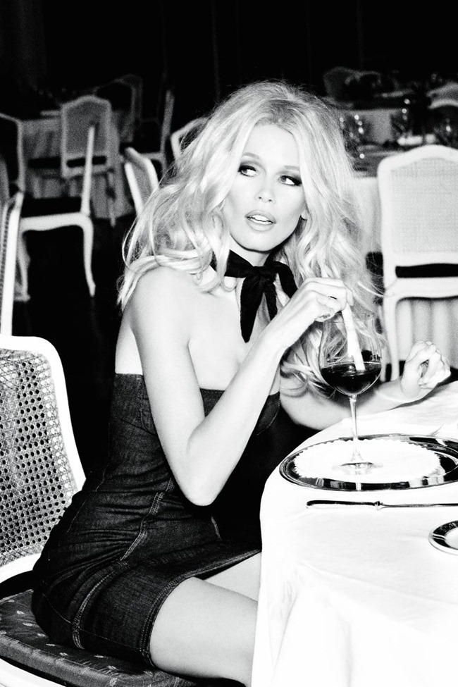 CAMPAIGN Claudia Schiffer for Guess 30th Anniversary by Ellen von Unwerth. www.imageamplified.com, Image Amplified (2)