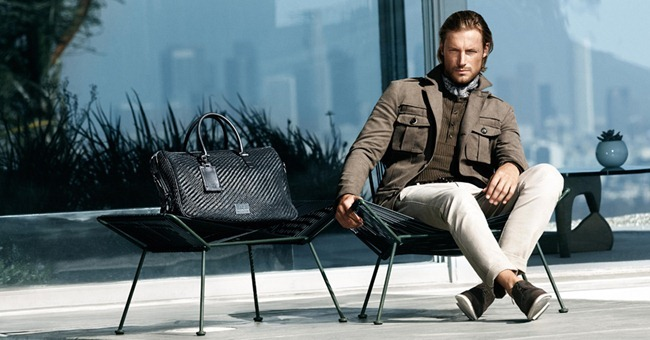 CAMPAIGN Gabriel Aubry & Zhao Lei for Hugo Boss Selection Spring 2012 by Stefan Armbruster. www.imageamplified.com, Image Amplified (10)