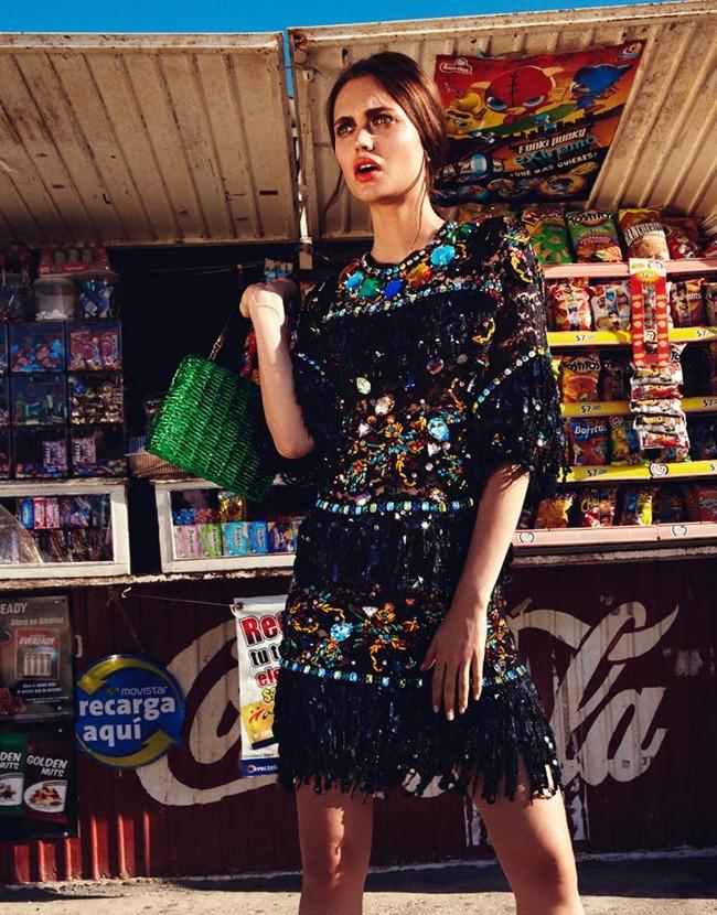 GRAZIA GERMANY Yana Sotnikova by Tina Luther. Nino Cerone, April 2012, www.imageamplified.com, Image Amplified (4)