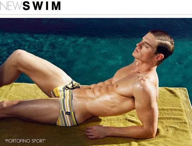 CAMPAIGN Kaylan Falgoust for N2N Bodywear Active Summer 2012. www.imageamplified.com, Image Amplified (3)