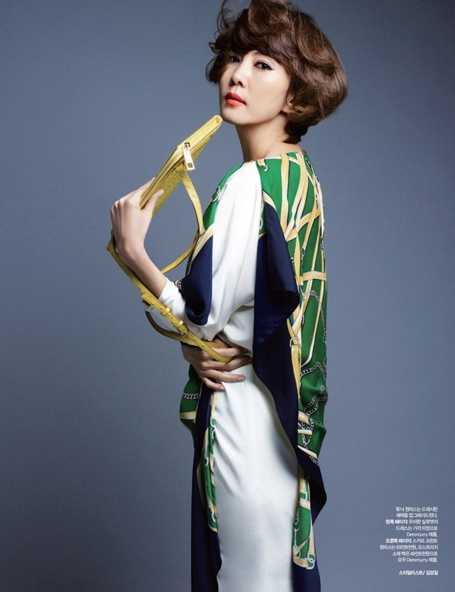 HARPER'S BAZAAR KOREA Kim Nam Joo for Lady in Drama by Oh Joong Seok. Mirim Lee, April 2012, www.imageamplified.com, Image Amplified (5)