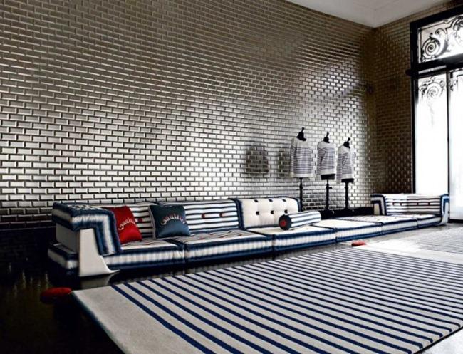 WE ♥ JEAN PAUL GAULTIER Jean Paul Gaultier for Roche Bobois 2010. www.imageamplified.com, Image Amplified (7)