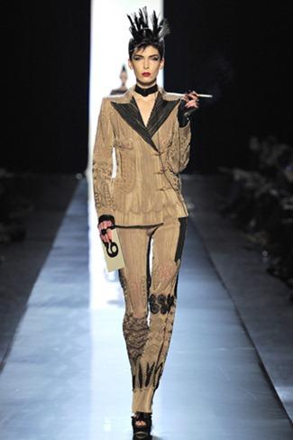 WE ♥ JEAN PAUL GAULTIER Jean Paul Gaultier Spring 2011 Couture. www.imageamplified.com, Image Amplified (3)