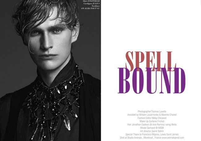 LASH MAGAZINE Gerhard Freid in Spell Bound by Thomas Lavelle. Nikky Chicanot, www.imageamplified.com, Image Amplified (6)