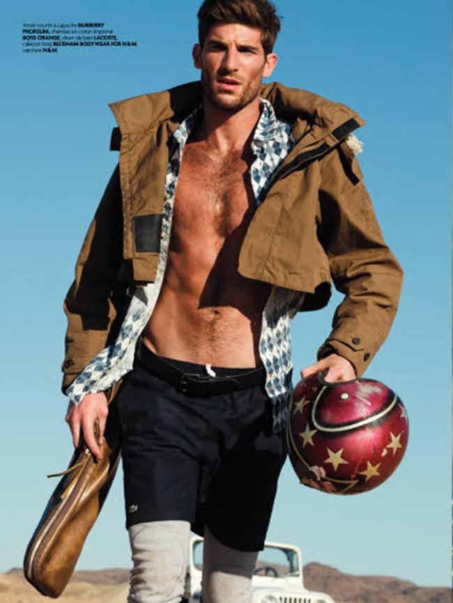 TETU MAGAZINE Ryan Barrett in Save Ryan by Sasha Eisenman. Nicolas Klam, May 2012, www.imageamplified.com, Image Amplified (7)