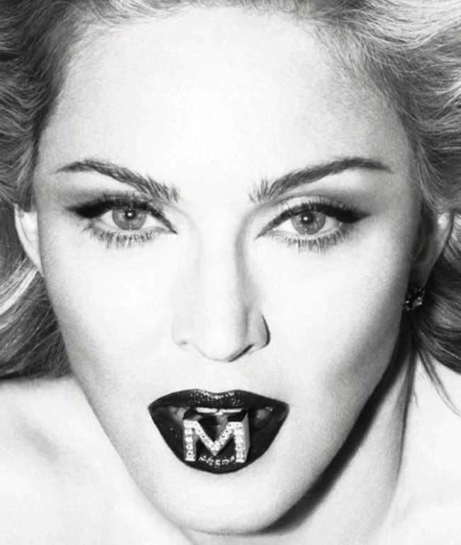 PREVIEW Madonna for Vanity Fair Italia #18, May 2012, www.imageamplified.com, Image Amplified (2)