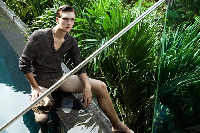 GUCCI STYLE patrick Braun by Hamid Bechiri. Summer 2012, www.imageamplified.com, Image Amplified (3)